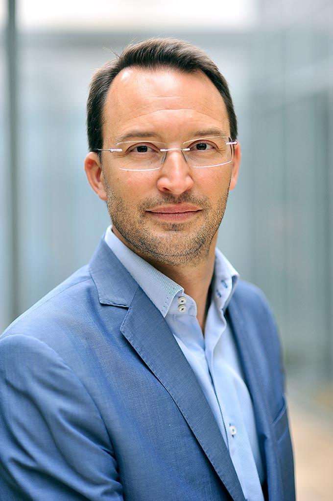 Laurent BOULANGEAT, Président adjoint, Président du Geia