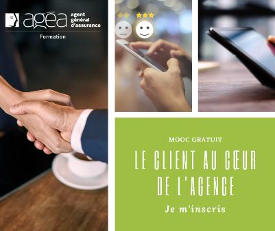 """MOOC """" Le client au coeur de l'agence"""""""