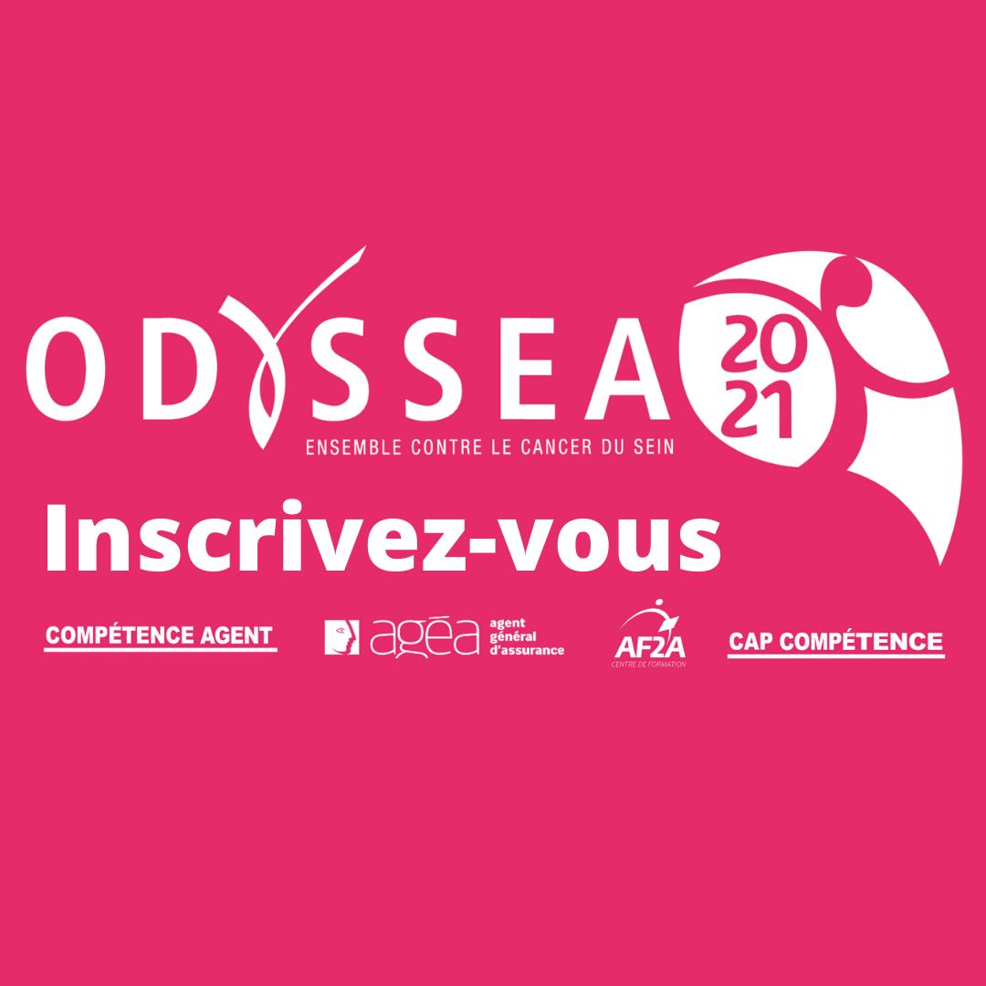 Tous ensemble contre le cancer du sein avec Odyssea