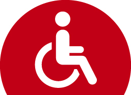 Accessibilité des locaux