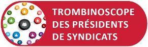 Le trombinoscope des présidents de syndicats